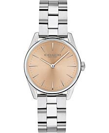 Women's Preston Stainless Steel Bracelet Watch, 28MM
