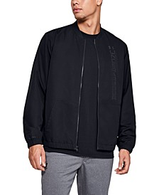 Under Amour Men's Unstoppable Storm Bomber Jacket