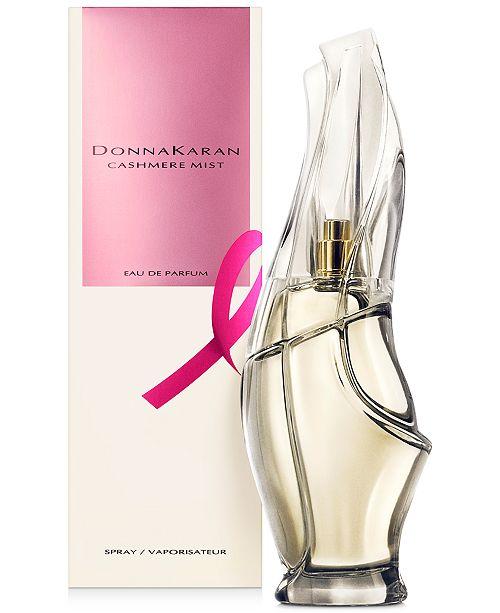 Donna Karan Cashmere Mist Breast Cancer Awareness Limited Edition Eau de Parfum, 3.4-oz.