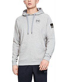 Men's Rival Logo-Graphic Hoodie