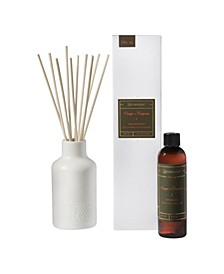 Orange & Evergreen Reed Diffuser