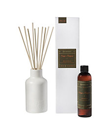 Aromatique Orange & Evergreen Reed Diffuser