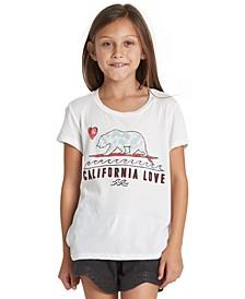 Big Girls California Love T-Shirt