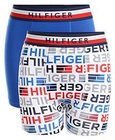 Tommy Hilfiger Little & Big Boys 2-Pk. Performance Boxer Briefs