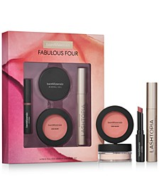 4-Pc. Fabulous Four Full-Size Makeup Essentials Set