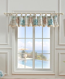 Greenland Home Fashions Key West Window Valance