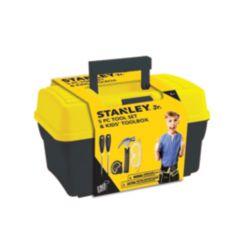 Stanley Jr. 5-Piece Kids Tool Box Set