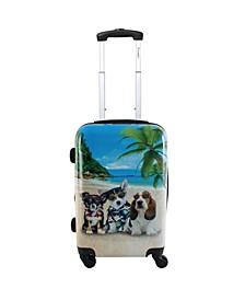 "Kona 20"" Hardside Luggage Carry-On"