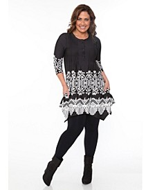 Plus Lucy Top/Tunic