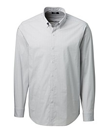 Men's Soar Windowpane Shirt