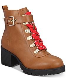 Women's Hillari Booties, Created for Macy's