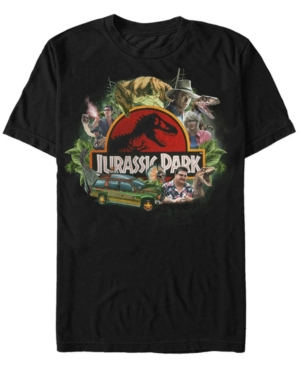 Men's Group Collage Short Sleeve T-Shirt