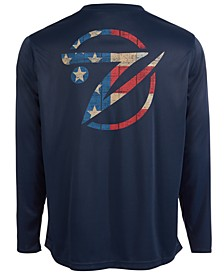 Men's Logo UV Long-Sleeve T-Shirt