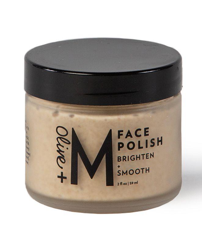 Olive + M Face Polish