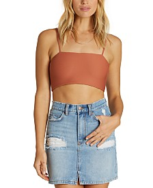 Billabong Juniors' Cotton Denim Skirt
