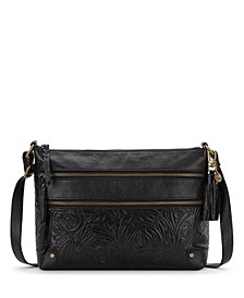 Collective Leather Lance Crossbody
