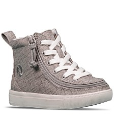 BILLY Toddler Boys Jersey Classic Lace High Top Casual Sneakers from Finish Line