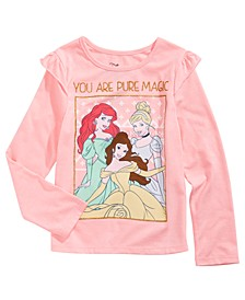 Little Girls You Are Pure Magic Princesses T-Shirt