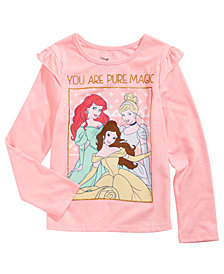 Disney Little Girls You Are Pure Magic Princesses T-Shirt