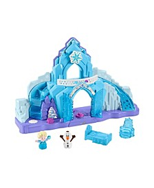 Disney Frozen Elsa's Ice Palace By Little People®