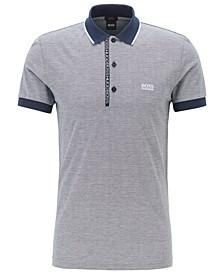 BOSS Men's Paule 4 Slim-Fit Polo Shirt