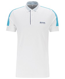 BOSS Paule Men's Pro 2 Slim-Fit Golf Polo Shirt