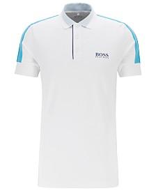 BOSS Paule Men's Pro 2 Slim-Fit Golf Polo Shirt