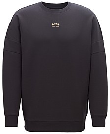 BOSS Men's Salboa Relaxed-Fit Sweatshirt