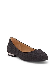 Ginly Round-Toe Flats