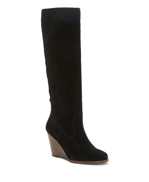 Jessica Simpson Caydee Wedge Tall Boots