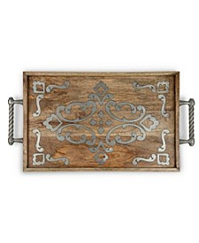 Heritage Collection Inlay Bed Tray