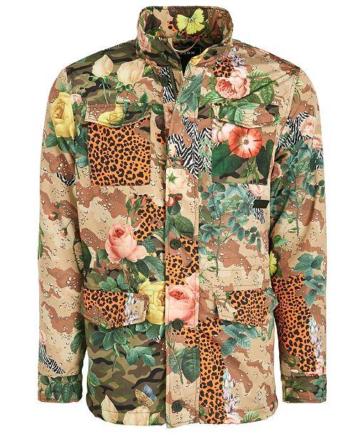 Reason Men's Eclectic Garden Jacket