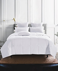 Unikome 600 Fill Power Lightweight 75% White Down Comforter, Size- Twin
