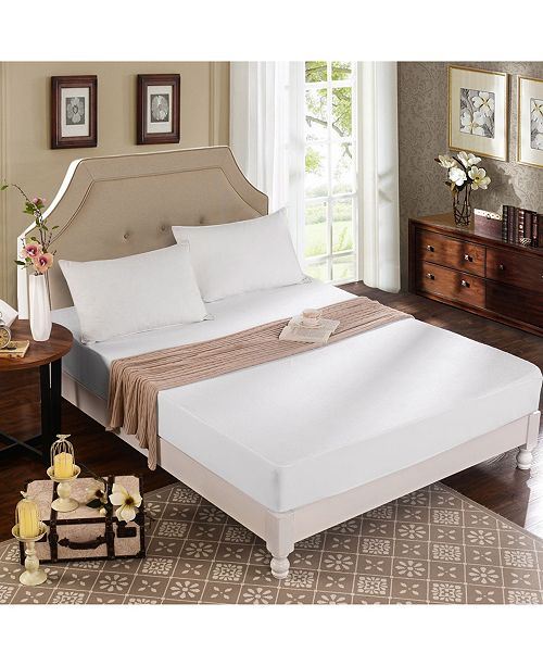 Christopher Knight Bamboo Terry Mattress Protector- California King
