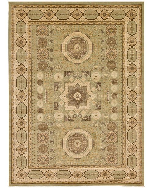 Bridgeport Home Wilder Wld2 Light Green Area Rug Collection
