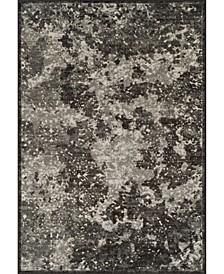 Logan Lo9 Graphite Area Rugs Collection