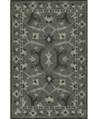 CLOSEOUT! Torrey Tor6 Graphite 8' X 10' Area Rugs