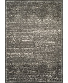 D Style Logan Lo2 Pewter Area Rugs Collection