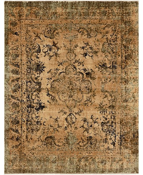 Bridgeport Home Thule Thu3 Tan Area Rug Collection