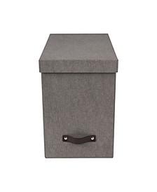 John File Box No Files