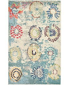 Newwolf New3 Beige Area Rug Collection