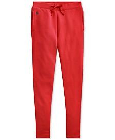 Polo Ralph Lauren Big Girls Fleece Terry Leggings
