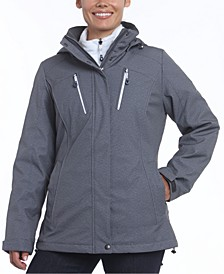 Tiffany 3-In-1 Systems Active Hooded Coat
