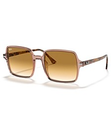 SQUARE II Sunglasses, RB1973 53