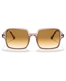 Ray-Ban SQUARE II Sunglasses, RB1973 53