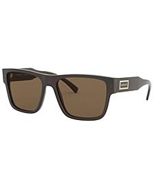 Sunglasses, VE4379 56
