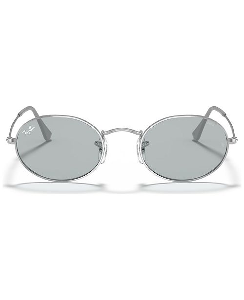 Ray-Ban OVAL Sunglasses, RB3547 51
