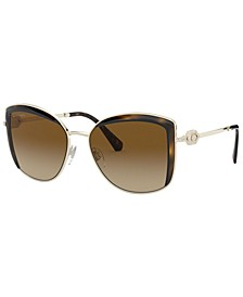 Bulgari Women's Polarized Sunglasses
