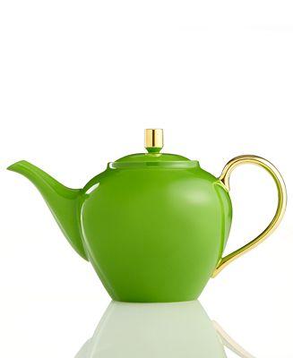 kate spade new york Greenwich Grove Teapot