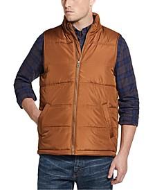 Men's Zip-Front Vest